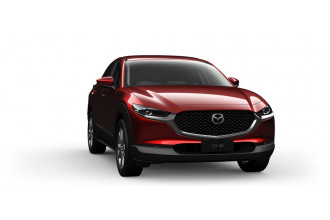 2020 Mazda CX-30 DM Series G20 Evolve Wagon Image 5