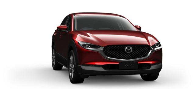 2020 Mazda CX-30 DM Series G20 Evolve Wagon Mobile Image 5
