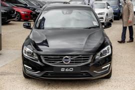 2017 MY18 Volvo S60 F Series T4 Luxury Sedan
