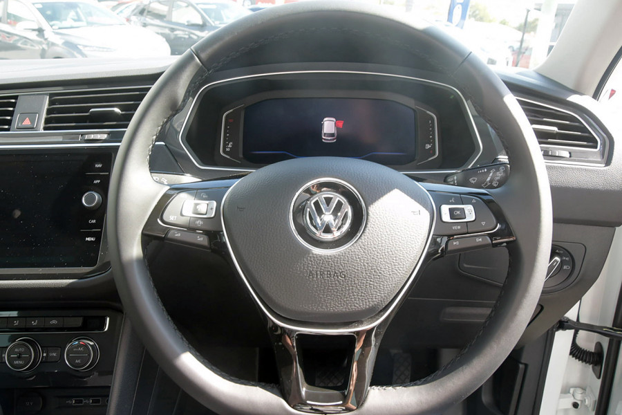 2019 Volkswagen Tiguan 5N Comfortline Suv Image 10
