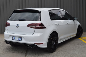 2014 Volkswagen Golf 7 MY14 R Hatchback