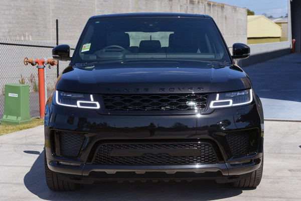 2019 MY20 Land Rover Range Rover Sport Suv Image 3