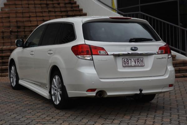 2011 Subaru Liberty B5 MY11 2.5i Wagon Image 3