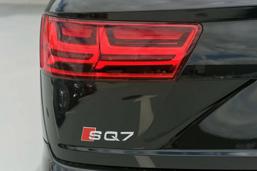 2016 MY17 Audi Sq7 4M MY17 TDI Suv Mobile Image 8