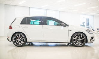 2017 MY18 Volkswagen Golf Hatchback