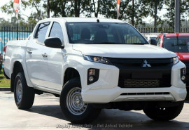Mitsubishi Triton GLX ADAS Double Cab Pick Up 4WD MR