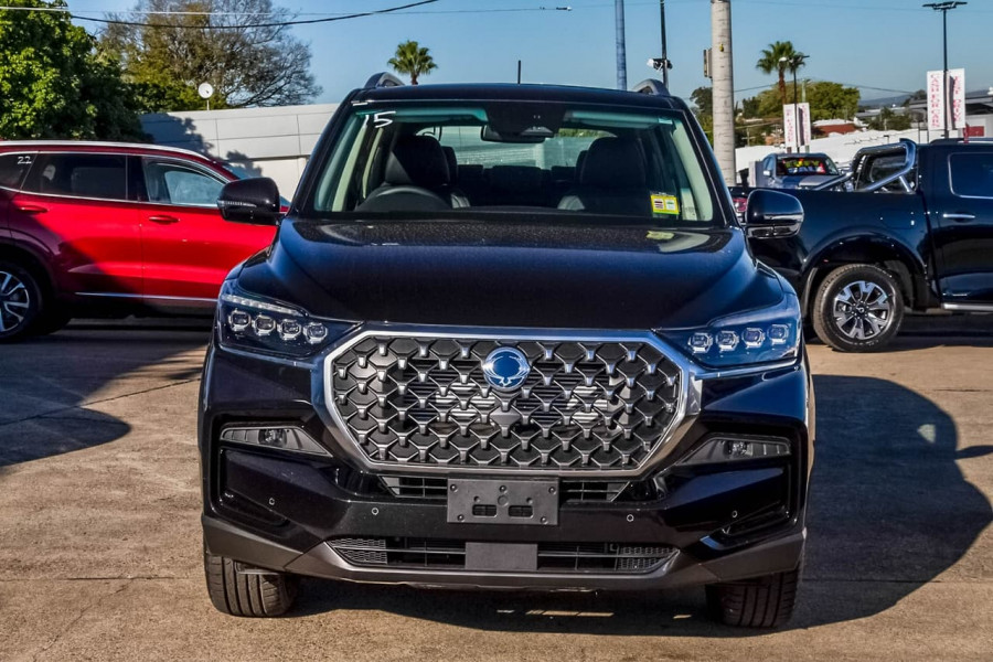 2020 MY21 SsangYong Rexton Y450 ELX Suv