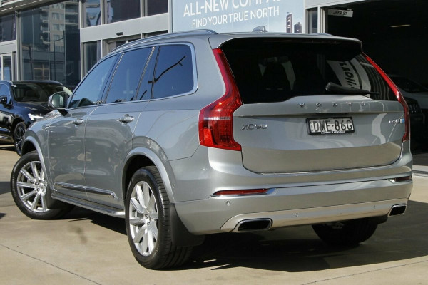 2017 Volvo XC90 L Series T6 Inscription Suv Image 3