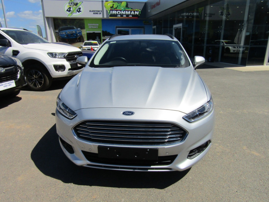 2016 Ford Mondeo MD AMBIENTE Wagon Image 3