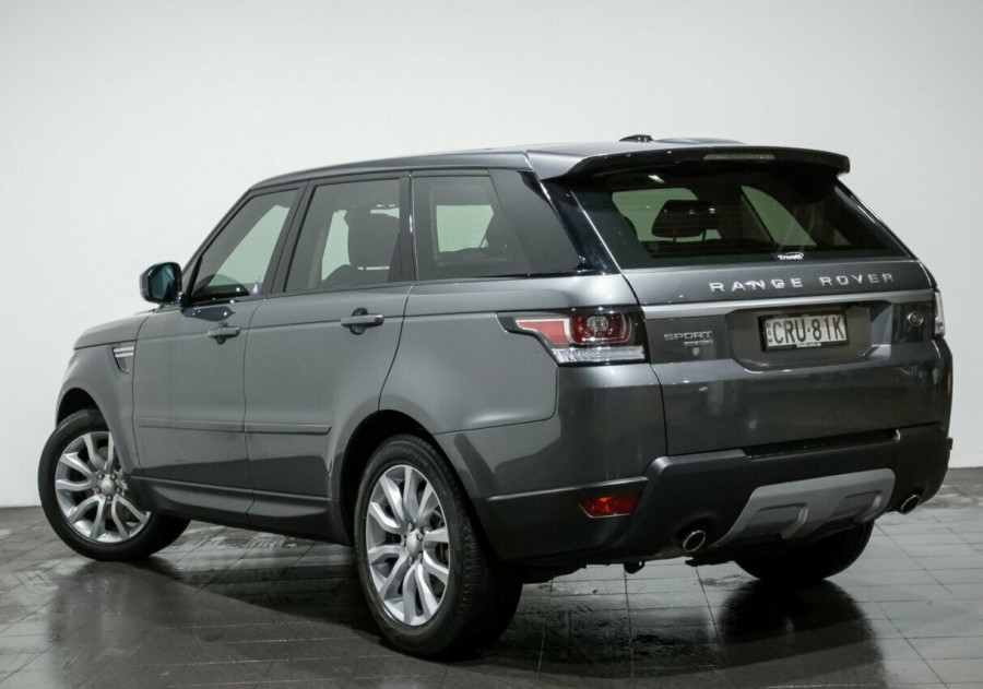 2014 MY14.5 Land Rover Range Rover Sport L494 MY14.5 SDV6 CommandShift HSE Wagon