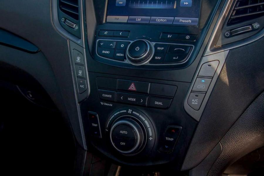 2015 Hyundai Santa Fe DM MY15 Highlander CRDi (4x4) Suv Image 11