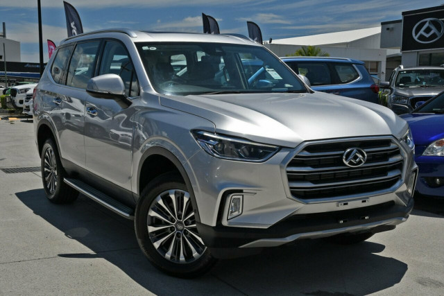 2020 LDV D90 Executive 4WD 1 of 19