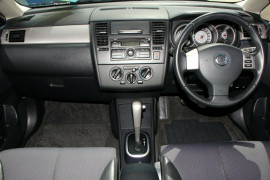 2008 MY07 Nissan Tiida C11 MY07 Q Hatchback