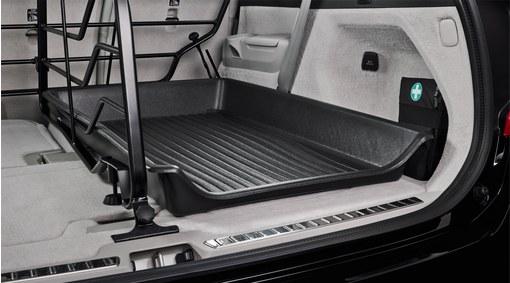 Load liner, for load compartment divider