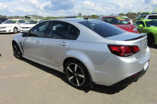 2016 Holden Commodore VF II MY16 SV6 Sedan