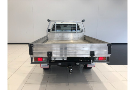 2016 Ford Ranger PX MkII Turbo XL Cab chassis Image 5