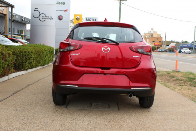 2019 MY20 Mazda 2 DJ Series G15 Evolve Hatch Image 5