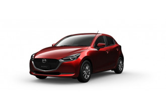 2020 Mazda 2 DJ Series G15 Pure Other Image 2