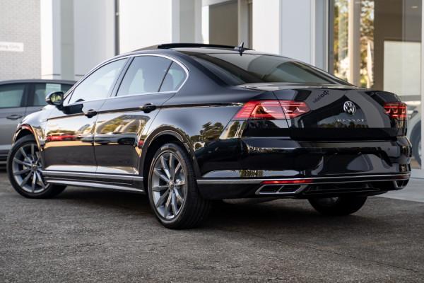 2021 Volkswagen Passat B8 162TSI Elegance Sedan Image 2