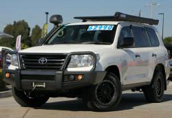 Toyota Landcruiser GX VDJ200R MY13
