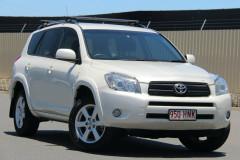 Toyota RAV4 Cruiser ACA33R MY08
