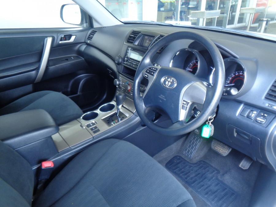 2013 MY12 Toyota Kluger GSU40R  KX-R Wagon
