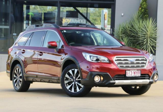 2016 MY17 Subaru Outback B6A MY17 2.5i CVT AWD Premium Suv