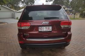 2017 MY18 Jeep Grand Cherokee WK Limited Wagon