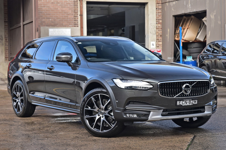 2019 MY20 Volvo V90 Cross Country D5 Wagon Mobile Image 1