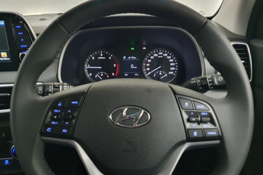 2019 Hyundai Tucson TL3 Elite Suv Image 10