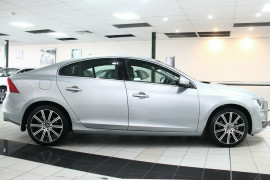 2016 MY17 Volvo S60 F Series MY17 T4 Adap Geartronic Luxury Sedan