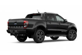 2021 Ford Ranger 4X4 PU WILDTRAK DOUBLE 3.2L T Utility Image 4