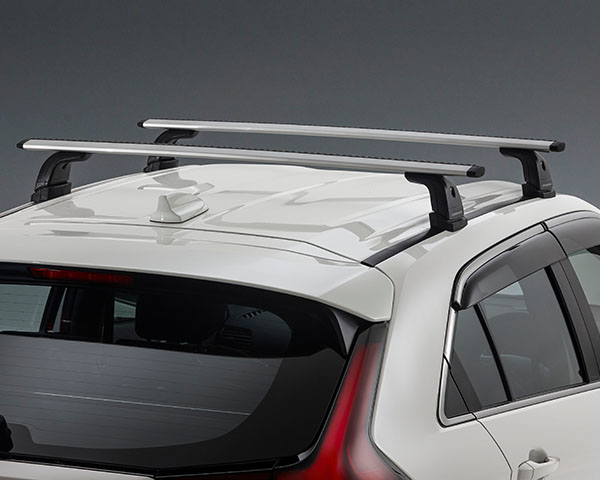 Roof rack cross bars (without roof rails)