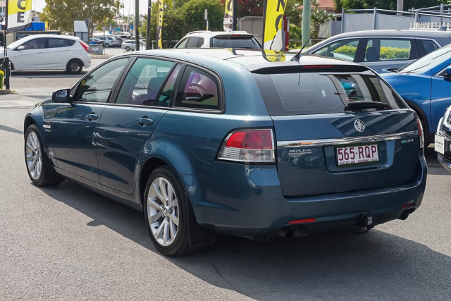 2011 Holden Berlina VE Series II MY12 Wagon Image 2