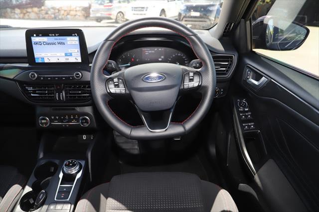 2018 Ford Focus SA MY19.25 ST-Line Hatchback Image 12