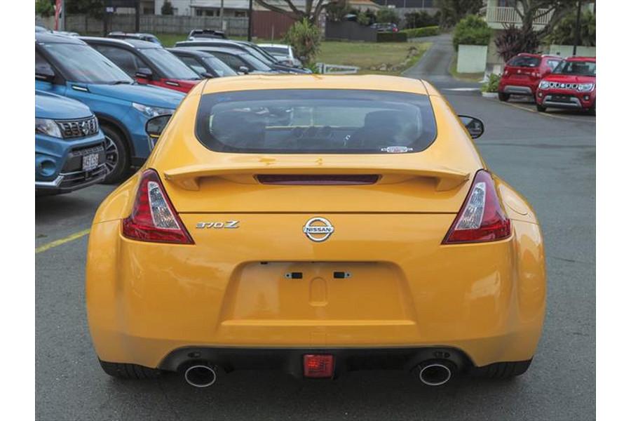 2021 Nissan 370z Z34 MY20 Coupe