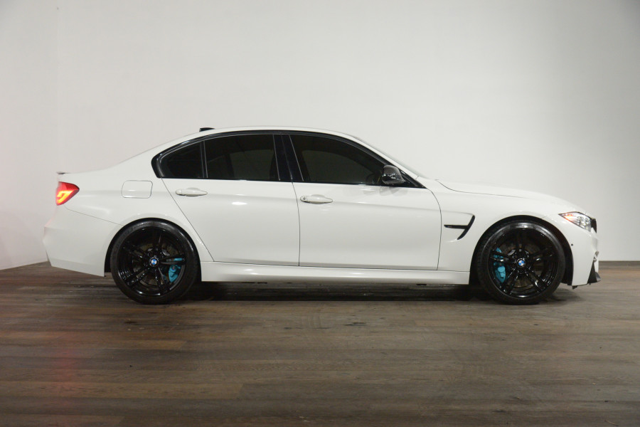 2015 BMW M3 M3