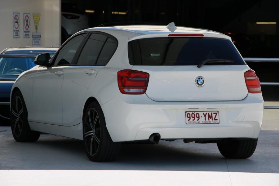 2012 BMW 1 Series F20 116i Hatch