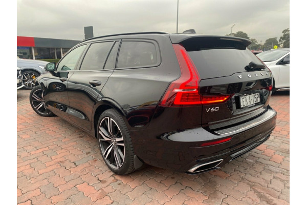 2019 MY20 Volvo V60 Z Series MY20 T5 Geartronic AWD R-Design Wagon Image 4