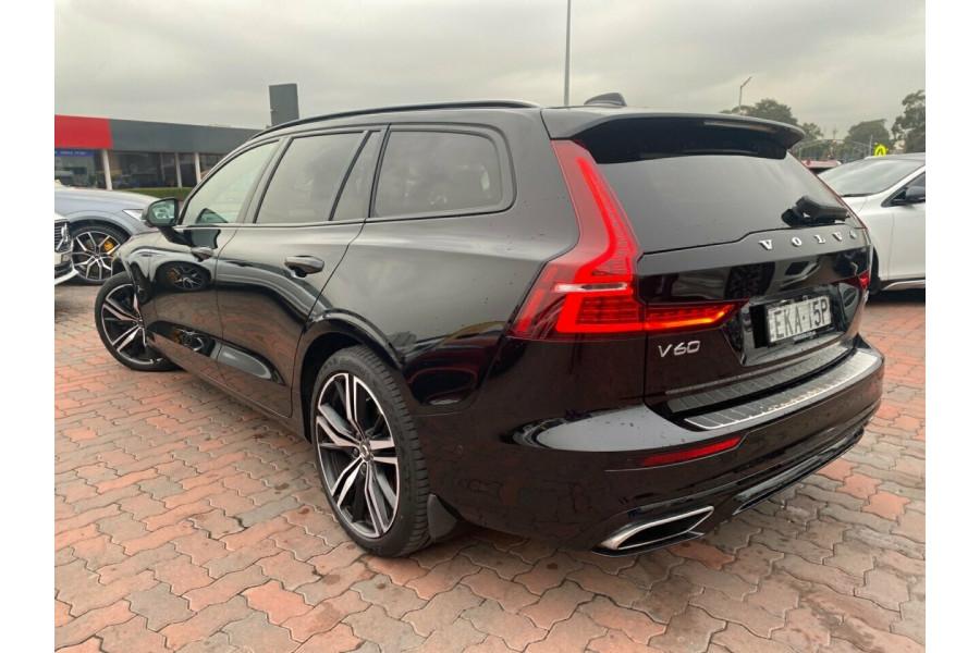 2019 MY20 Volvo V60 Z Series MY20 T5 Geartronic AWD R-Design Wagon