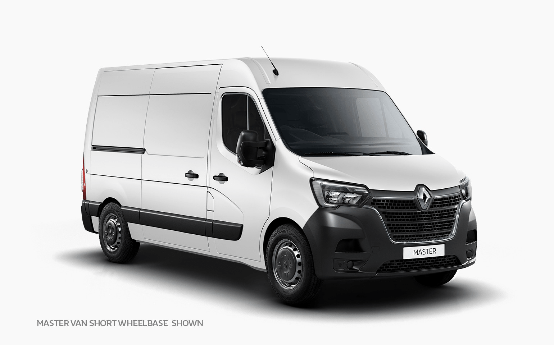 2020 MY21 Renault Master X62 Long Wheelbase L3H2 Pro Van