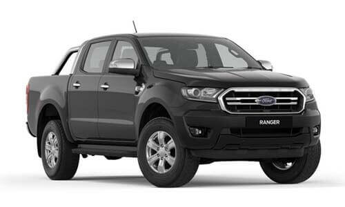 2018 MY19 Ford Ranger PX MkIII 4x4 XLT Double Cab Pick-up Ute