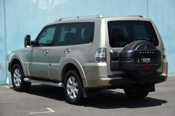 2009 Mitsubishi Pajero NT MY09 GLS Suv Image 3
