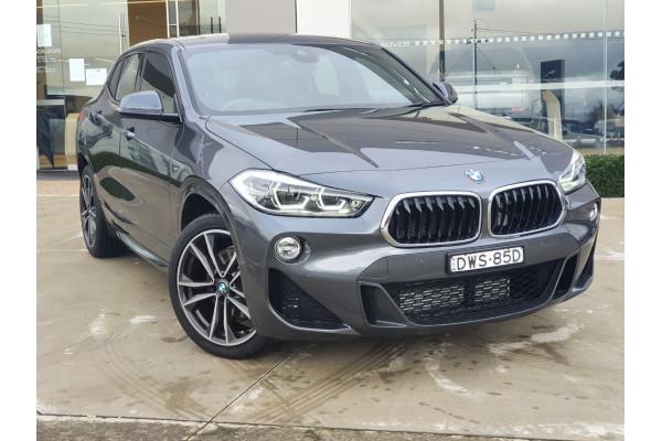 2018 BMW X2 Series F39 SDRIVE20I Wagon Image 2