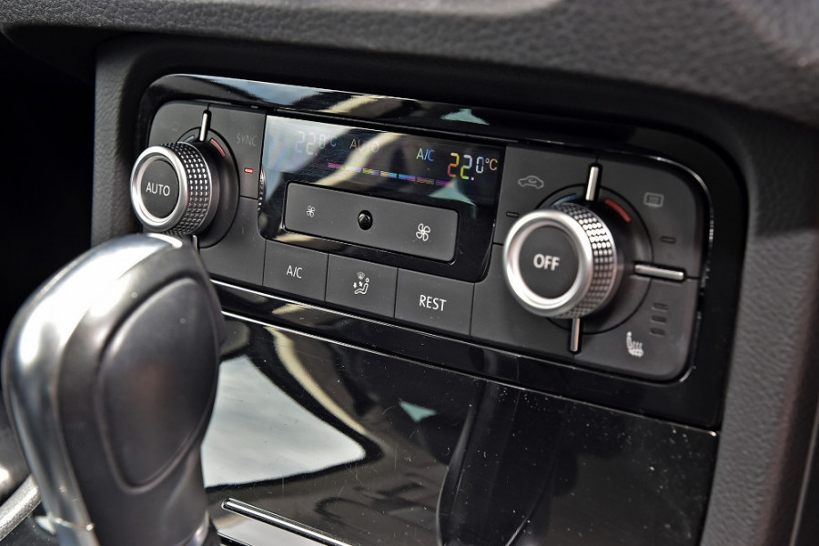 2016 Volkswagen Touareg 7P  150TDI Element Suv