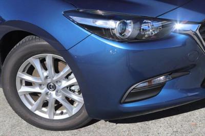 2018 Mazda 3 BN Series Neo Sport Hatchback Image 2