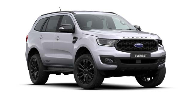 2020 MY20.25 Ford Everest UA II Sport Suv