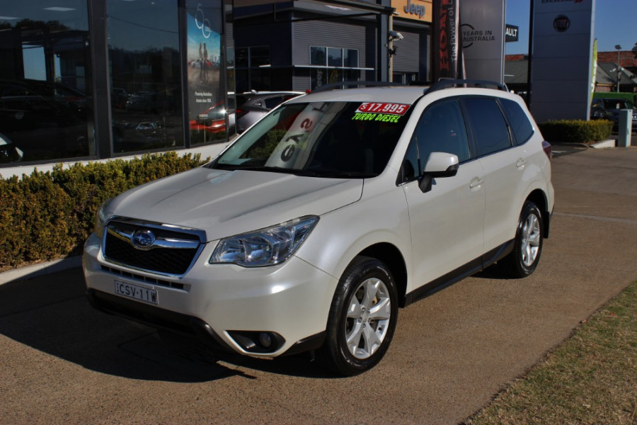 2013 Subaru Forester S4 2.0D Suv