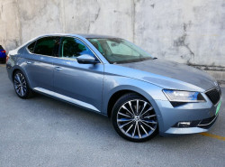 Skoda Superb 140TDI Sedan NP