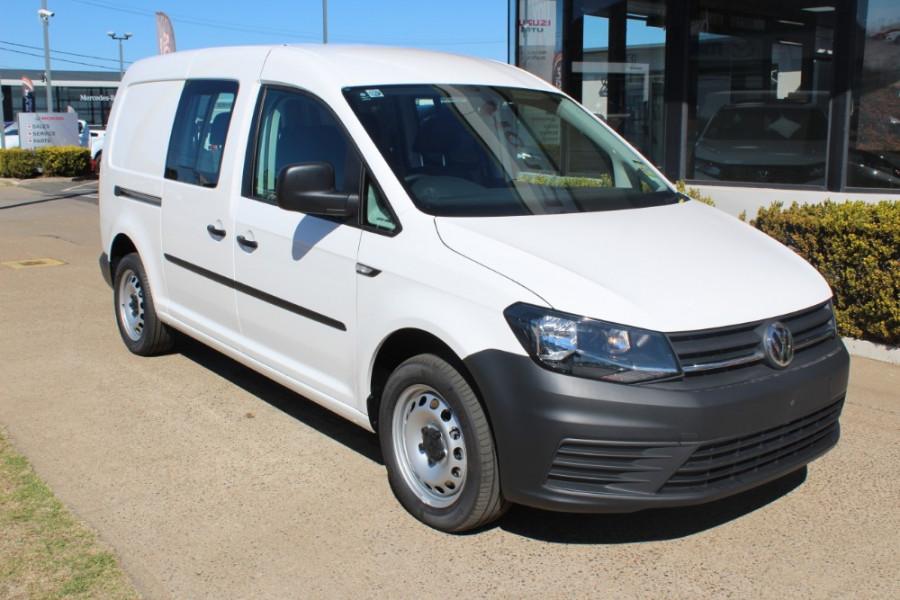 2019 Volkswagen Caddy Van 2KN Maxi Crewvan Van - dual cab